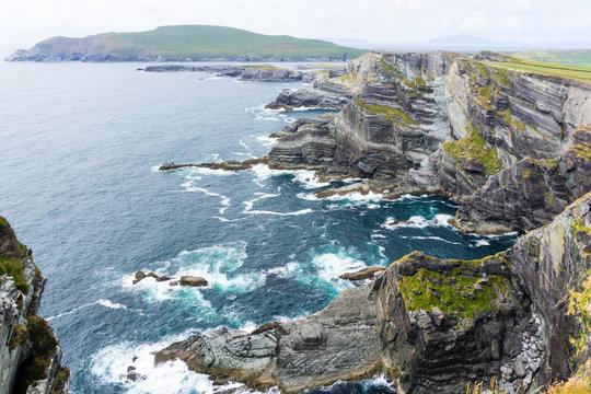 Kerry Wild Atlantic Way Kerry Skelligs Cliffs