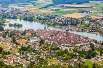 Stein am Rhein, Schweiz, Europa