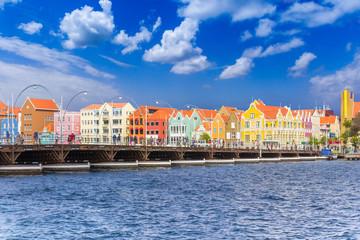 Curacao island , West Indies, Dutch Caribbean