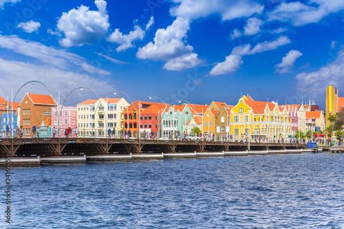 Fototapete  Curacao island , West Indies, Dutch Caribbean