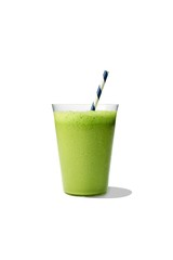 Health shake isolated against white background