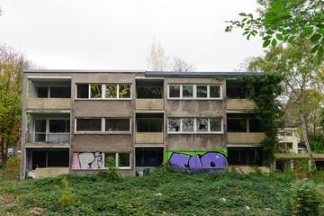 abbruchhaus Wall mural