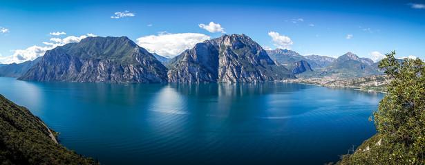 In the mountains at lake garda 3