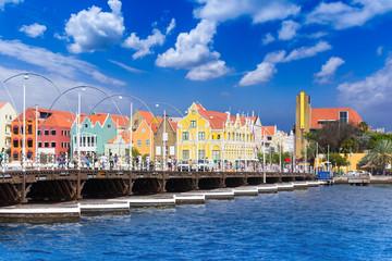 Fototapete -  Curacao island , West Indies