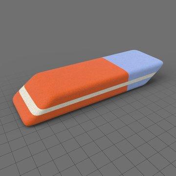 Classic eraser