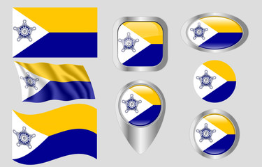 Flag of the US Secret Service