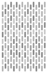 Vector isolated pattern of a brick wall