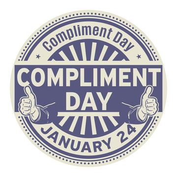 Compliment Day, January 24
