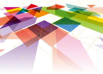 背景 イメージ デジタル カラフル