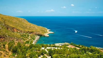 """Enchanting """"Zingaro Nature Reserve"""", San Vito Lo Capo. Sicily Italy"""