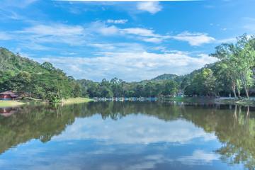 Reservoir, Attractions in Saraburi Province