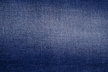 Classic blue denim background.