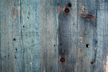 Painted wood board texture with grunge pattern.