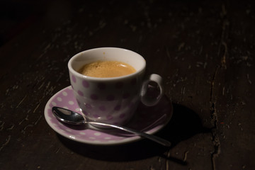 Compositions with coffee
