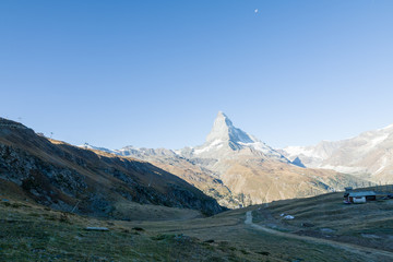 Iconic Picture of the Matterhorn