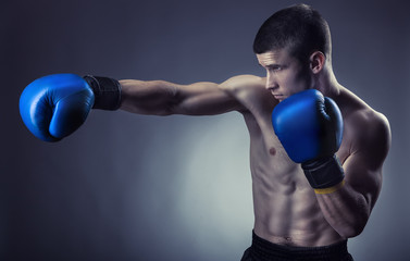 Boxing concept