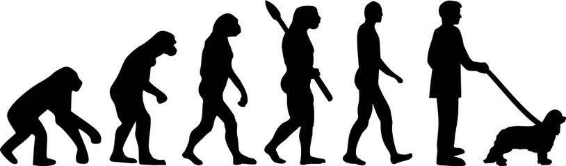 Cavalier King Charles Evolution