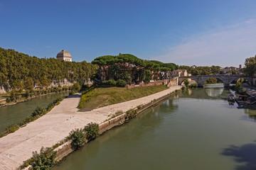 Roma, Isola Tiberina  -  53