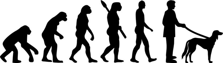 Saluki evolution