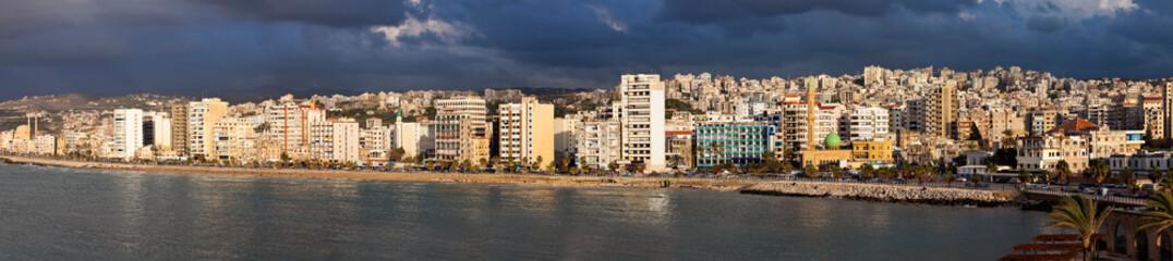 Skyline of Sidon
