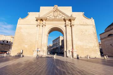 Porta Napoli in Lecce
