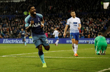 FA Cup Third Round - Tranmere Rovers v Tottenham Hotspur