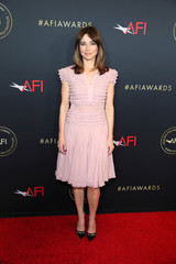 Actor Linda Cardellini poses at the annual AFI Awards luncheon in Los Angeles