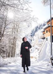 Winter Snow Paradise