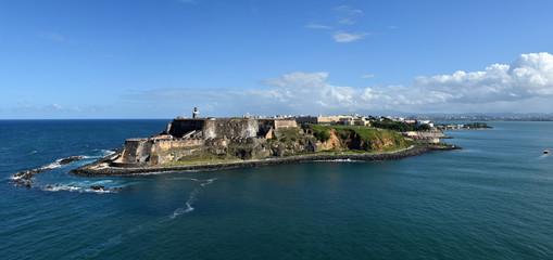 Castillo San Felipe del Morro San Juan PR