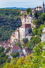 Rocamadour, village médiéval de Dordogne
