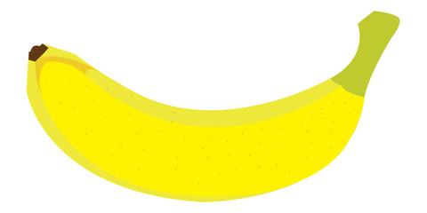 Vector Banana Drawing