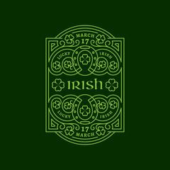 Irish label