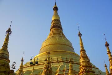 ヤンゴンパゴダ