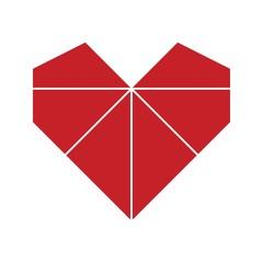 Vector Heart icon