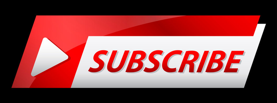 subscribe banner social media promotion lowe third