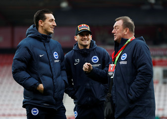 FA Cup Third Round - AFC Bournemouth v Brighton & Hove Albion