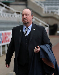 FA Cup Third Round - Newcastle United v Blackburn Rovers