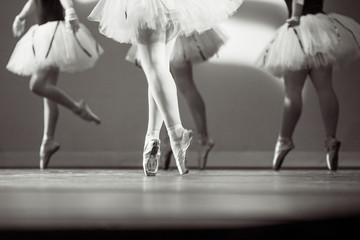 Ballet feet