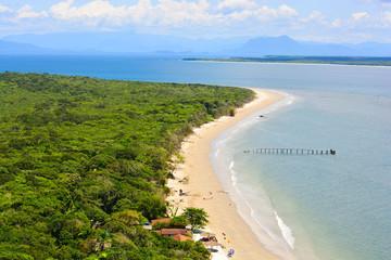 Praias da Ilha do Mel