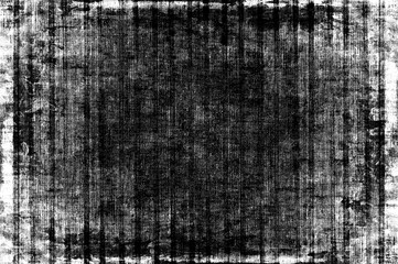 Black and white grunge texture. Overlay pattern with weathered pattern