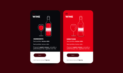 Wine Making Recipe App