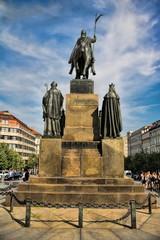 Prag, Wenzeslaus von Böhmen