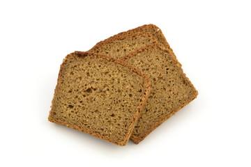 Fototapeta chleb razowy krojony obraz