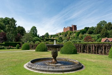 Wales - Powis Castle and Garden