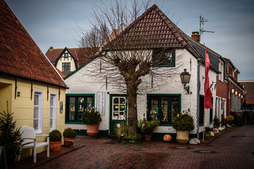 Advent in Greetsiel