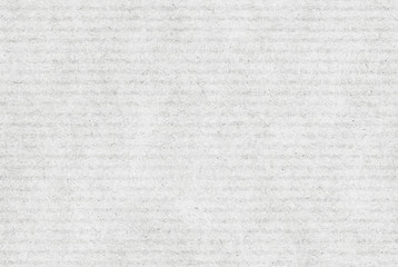 White horizontal rough lined note paper texture light background for text