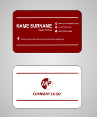business card new