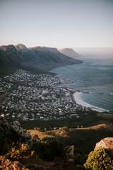 Blick über Camps Bay, Kapstadt