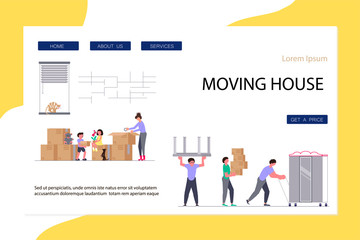 2Moving Home and office Website