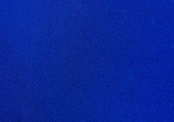 Dark Blue canvas texture, blue fabric surface background.